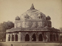Tomb of Hasan Khan Suri, father of Sher Shah, Sasaram. 1003478